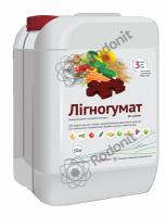 Гумат калия Лигногумат, жидкий,фульвогуміновий препарат