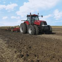Услуги обработки земли вспашка дисковка рыхление