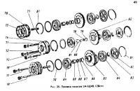 Зубчатое колесо 3А-6Д49.10.3спч-07 к дизельным двигателям Д49
