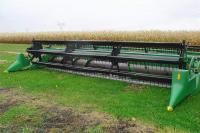Жатка зерновая прямого комбайнирования ЖУ 6
