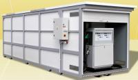 Мобильный топливо-заправочный модуль