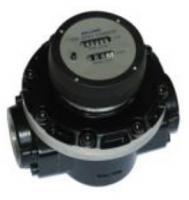 Расходомер OGM-A-25 (20-200 л/мин) с механическим регистратором