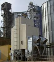 Сушилка стационарная шахтная сушилка Stela, модель MDB-XN 1/10
