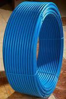 Шланг поливочный ПЭ 32 синий