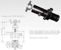 Гидроцилиндр ГЦТ Камаз 55102