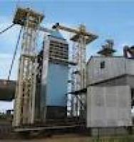Зерносушилка на газовом топливе