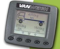Бортовые весы для трехосных грузовиков Truckweigh 10002, Vishay, USA