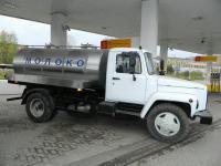 Автоцистерна Газ 3309
