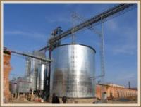 Зернохранилище: активная вентиляция и новейшее оборудование