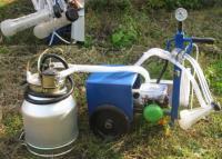 Агрегат индивидуального доения для коз