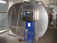 Охладитель молока закрытого типа DeLaval 5000л бу