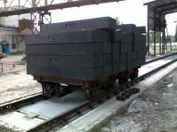 Реконструкция механических вагонных весов