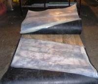 Вулканизация конвейерных лент