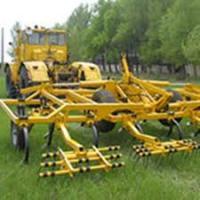 Культиваторы модульные для сплошной обработки почвы