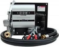 ТРК для ДТ с расходомером WALL TECH 60,12В, (24В) 60 л/мин