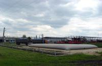 Гибкий резервуар мягкая емкость для хранения КАС, ДП, воды объемом 300 м3