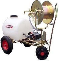Опрыскиватель высокого давления для теплиц WANJET HP-300
