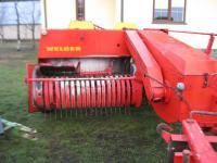 Пресс подборщик тюковый WELGER АР 45
