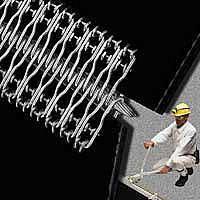 Стыковка конвейерных лент методом механического соединения