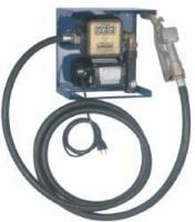 Топливозаправочная колонка для дизельного топлива и бензина