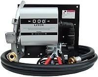 ТРК для  ДТ с расходомером WALL TECH 40, 12В, (24) 40 л/мин