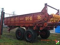 Машина-прицеп  ПРТ-10