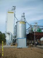 Шахтная сушилка зерна NDT В 11-1 (Германия)