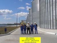 Ремонт элеваторов, гидроизоляция и герметизация