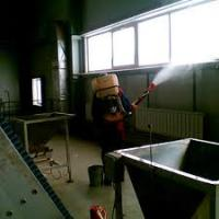 Дезинсекция промышленных помещений