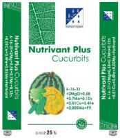 Нутрівант Плюс™ - унікальне добриво для овочевих культур і картоплі