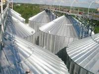 Силосы из оцинкованной стали