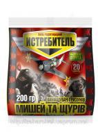 Истребитель мышей и крыс 200 г/уп