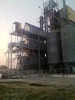 Реконструкция и модернизация зерносушилок