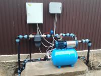 Услуги доставки оборудования к системе автоматического полива