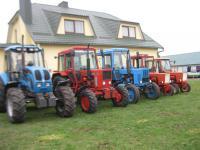 Трактор колесный МТЗ