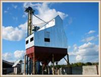 Строительство комплексов по очистке зерна (типа ЗАВ)