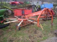 Грабли роторные Fahr, 3 м