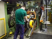 Процесс изготовления шин