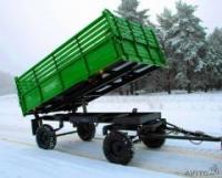 Прицеп тракторный 2 ПТС 4