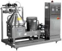 Сепаратор SA 10 для непрерывного разделения молока на сливки