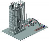 Перевод зерносушилок с газа на отходы