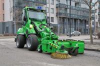Уборочные машины AVANT (Финляндия) - все модели