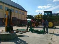 Сервисное обслуживание сельскохозяйственной техники