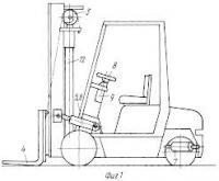 Ремонт двигателей и ходовой погрузчика