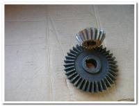 Шестерня коническая Z18, m=4 мм
