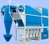 Сепаратор аэродинамический САД-150 с циклоном (очистка зерна на элеваторах)