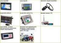 Системы параллельного вождения и GPS курсоуказатели