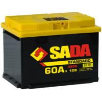 Аккумулятор 6CT-60 a/ч Sada Standard