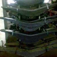 Рессора передняя (2562902012) КрАЗ