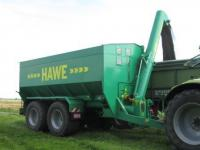 Прицеп-зерноперегрузчик HAWE